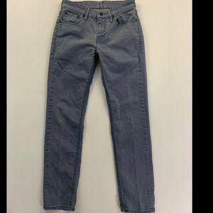 Levi's 511 Men's Blue Slim Fit Jeans Size 29x30